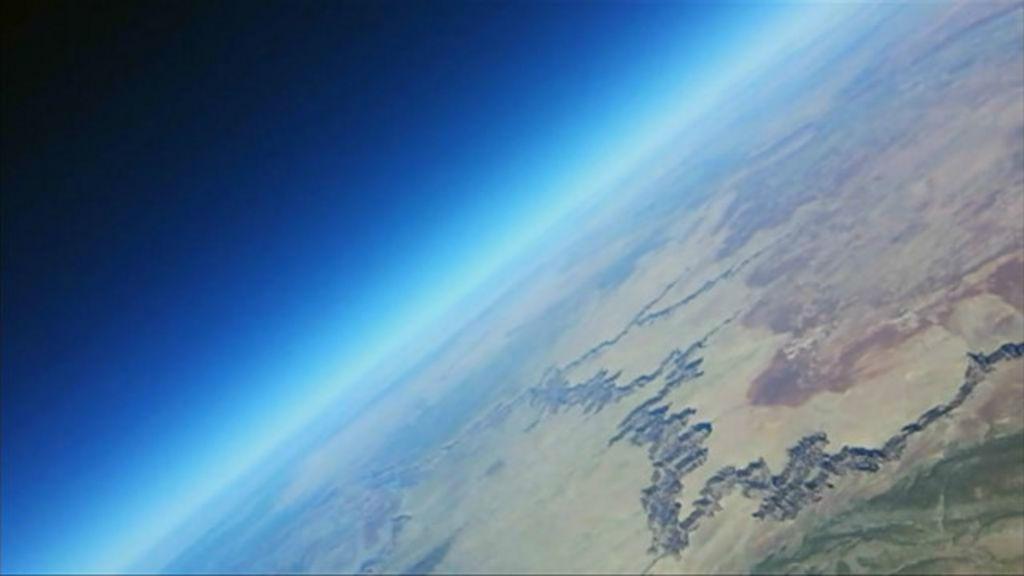 Achada após 2 anos, câmera em balão revela imagens ...