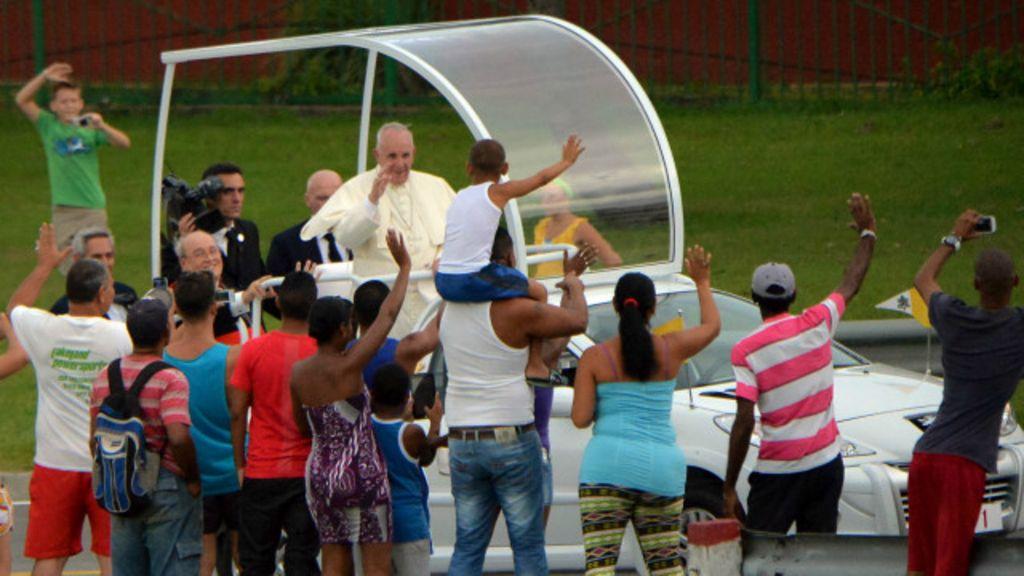 Cinco pontos para prestar atenção na visita do papa a Cuba - BBC ...