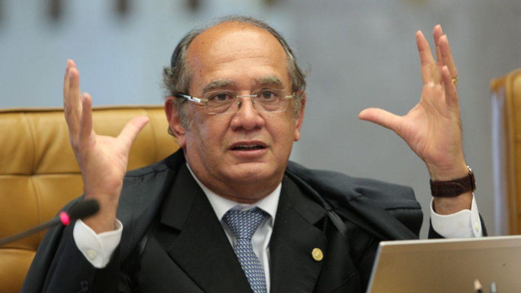 'House of Cards' se repete em Brasília, diz Gilmar Mendes