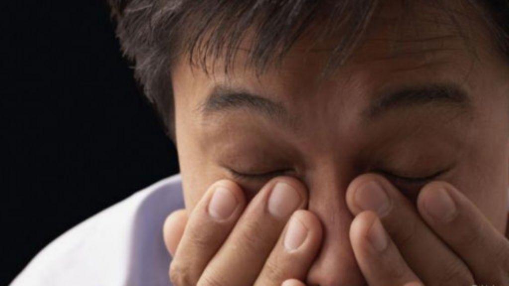 Por que nossos olhos formam a remela? - BBC Brasil