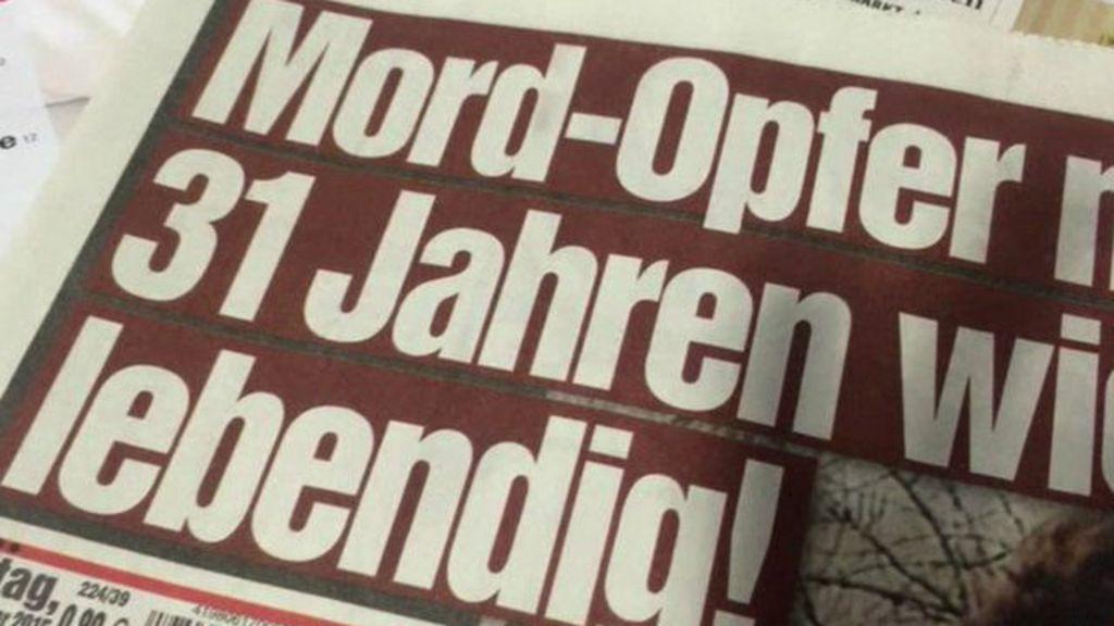Polícia alemã encontra viva mulher 'morta' há 31 anos - BBC Brasil