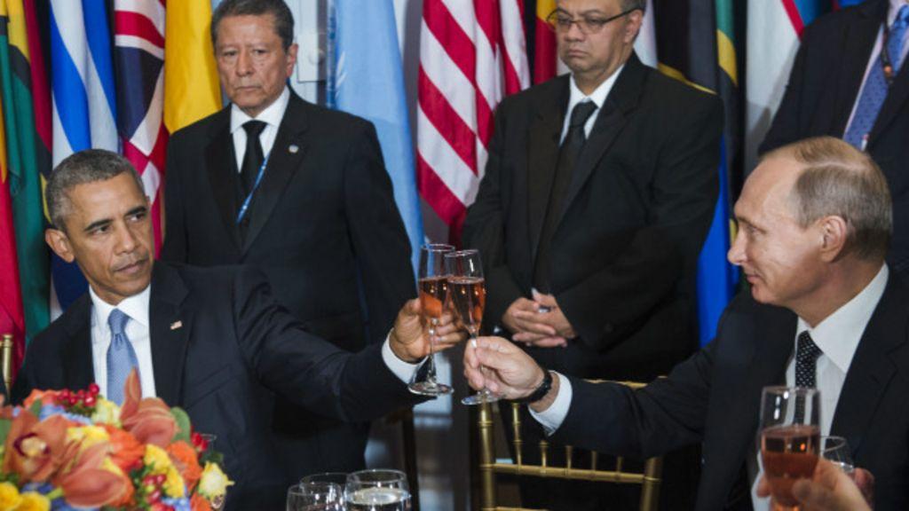 Quatro divergências entre Obama e Putin sobre conflito na Síria ...