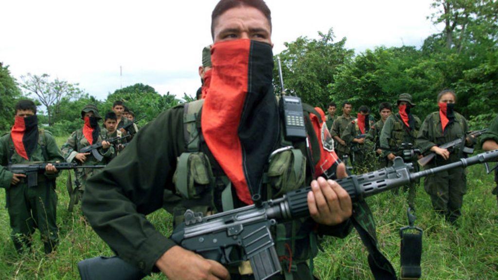 Brasil sediou contato entre guerrilha e governo colombiano - BBC ...