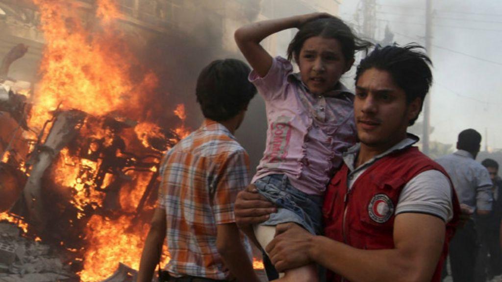 Entenda: quem luta contra quem na Síria - BBC Brasil