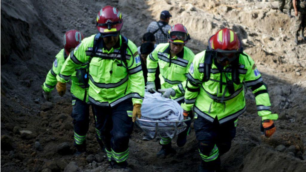 Deslizamento na Guatemala: ' Tragédia anunciada' deixa centenas ...