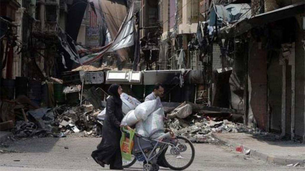 Crise na Síria: Assad critica coalizão dos EUA e alerta para ...