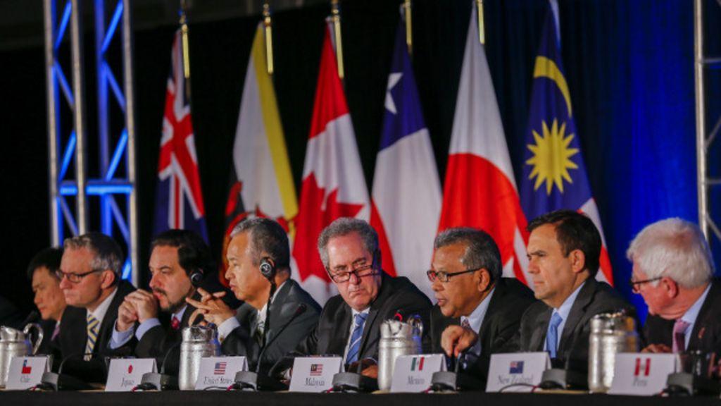 Aprovação de mega-acordo comercial no Pacífico 'acende alerta ...