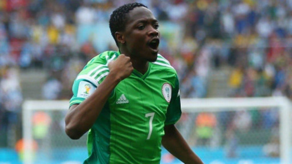 Leicester na zawarcin Ahmed Musa - BBC Hausa