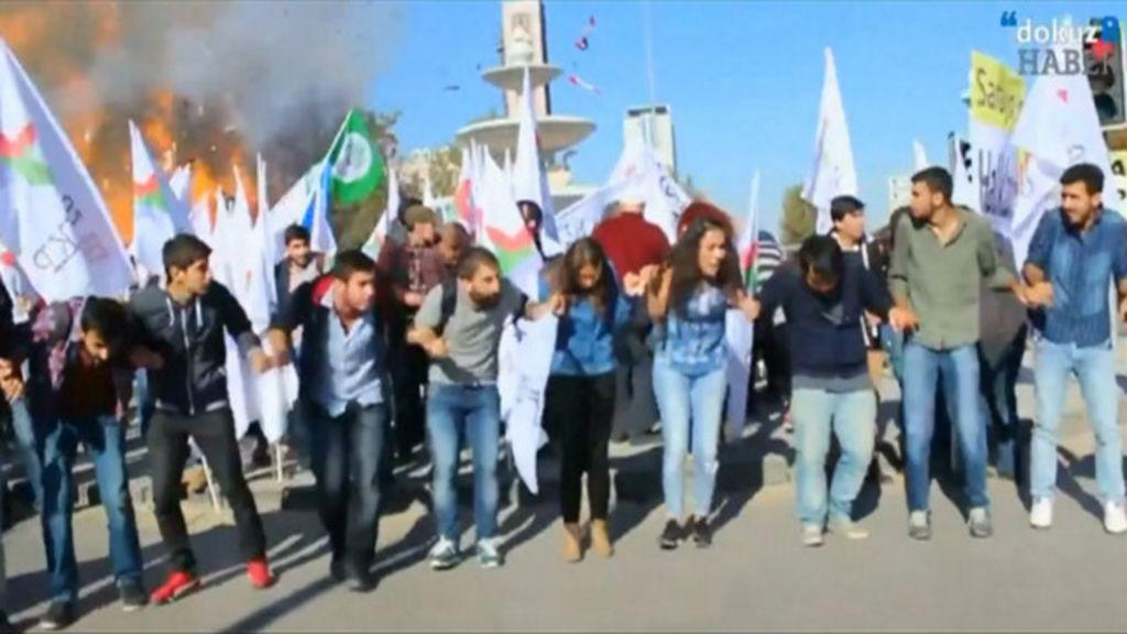 Atentado em manifestação deixa mais de 80 mortos na Turquia ...