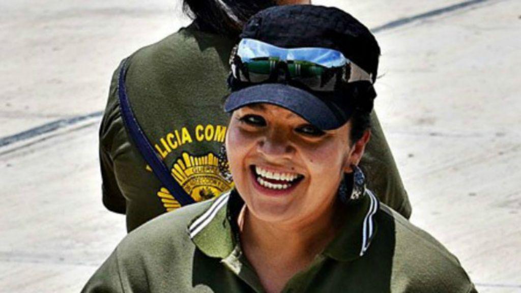 A polêmica 'comandante' mexicana acusada de 50 sequestros ...