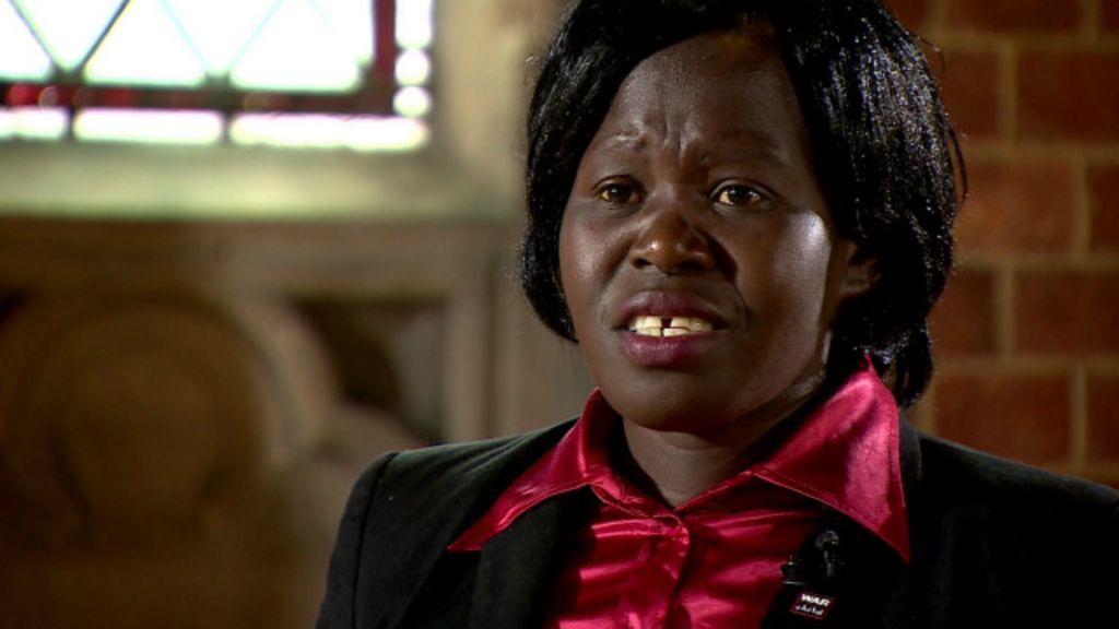 'Como me tornei escrava sexual e soldada de milícia', diz mulher ...