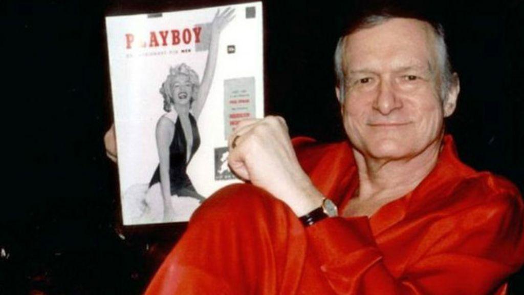 Internet leva ' Playboy' americana a desistir de fotos de mulheres nuas