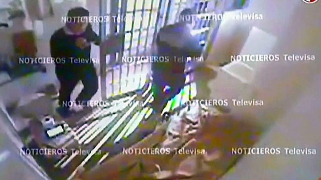Imagens mostram confusão de policiais após fuga de ...