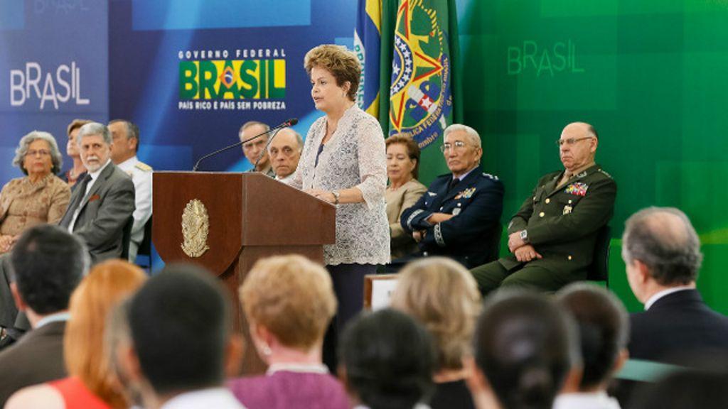 Dilma aceitou 'mentiras descaradas' de militares em comissão, diz ...