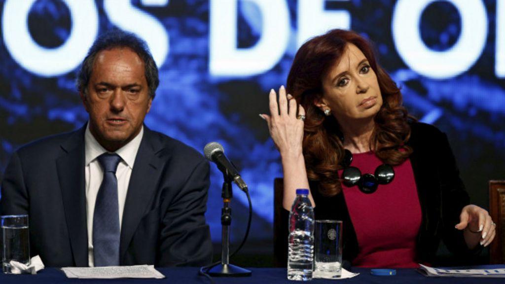 Quatro fatores que podem 'escolher' novo presidente da Argentina ...