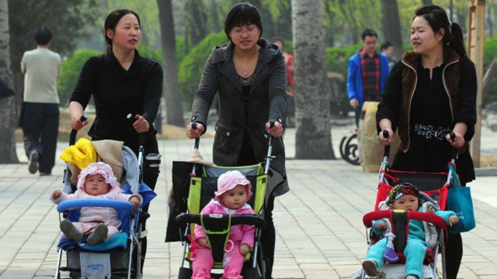 Por que a política do filho único virou uma bomba demográfica na ...
