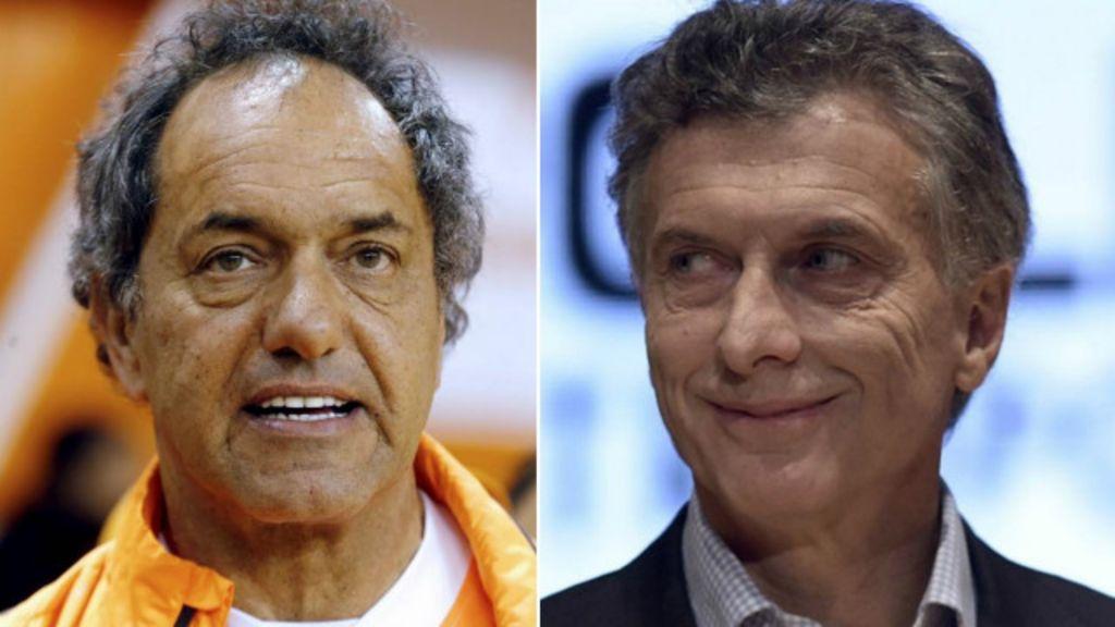 Polarização de corrida presidencial argentina 'lembra eleição ...