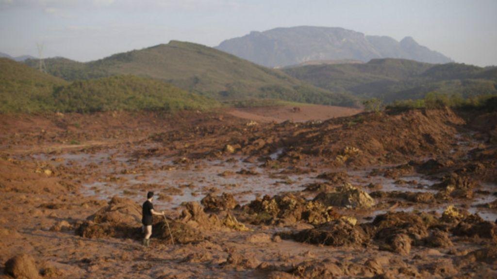 Mesmo sem ser tóxica, lama de barragem em Mariana deve ...