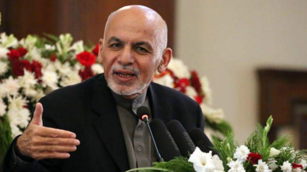 Afganistan Devlet Başkanı Gani IŞİD'i gömeceğiz