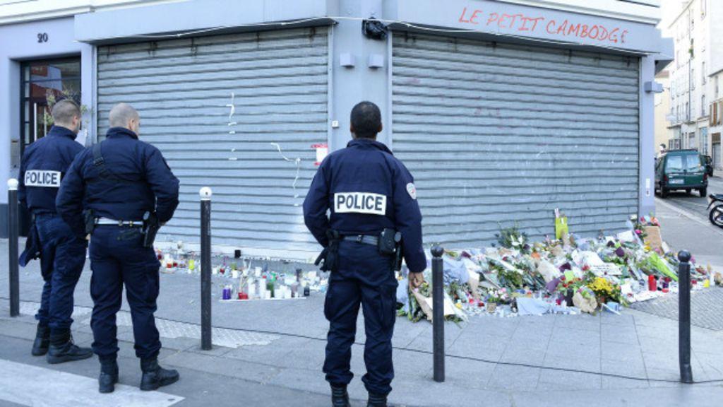 """Brasileiros atingidos por tiros em Paris serviram de """"escudo"""" para o ..."""