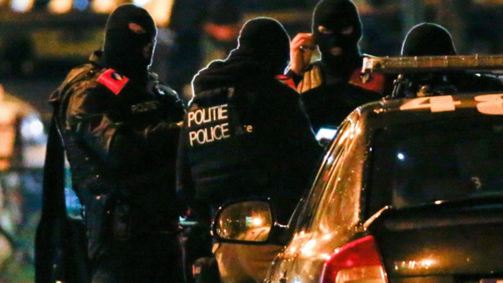 Polícia prende 16 suspeitos em operação 'anti-terror' em Bruxelas ...