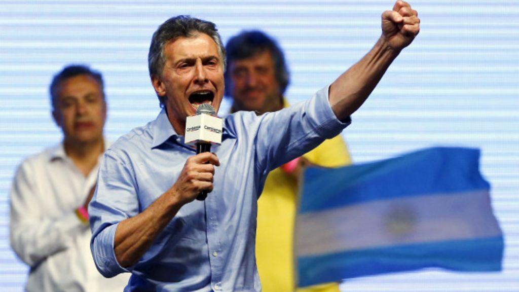 Com vitória apertada, Macri promete unir argentinos e pede a ...