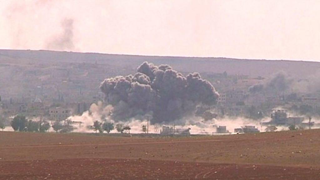 'Chuva de bombas' é suficiente na luta contra o 'Estado Islâmico ...