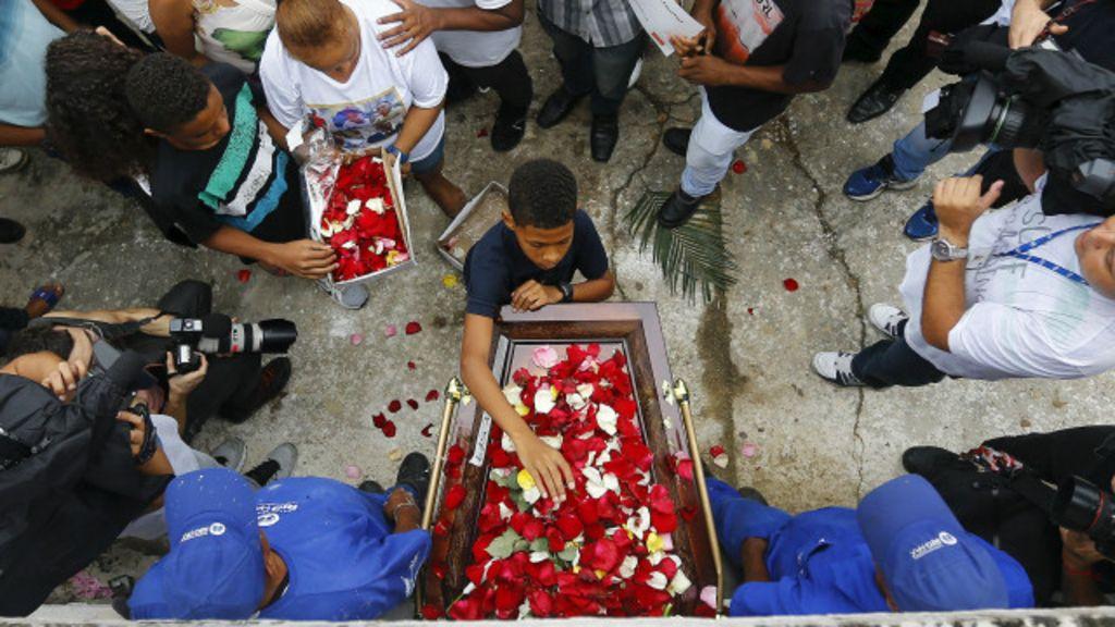 'Sabemos que nossos alunos vão morrer', diz professor de escola ...