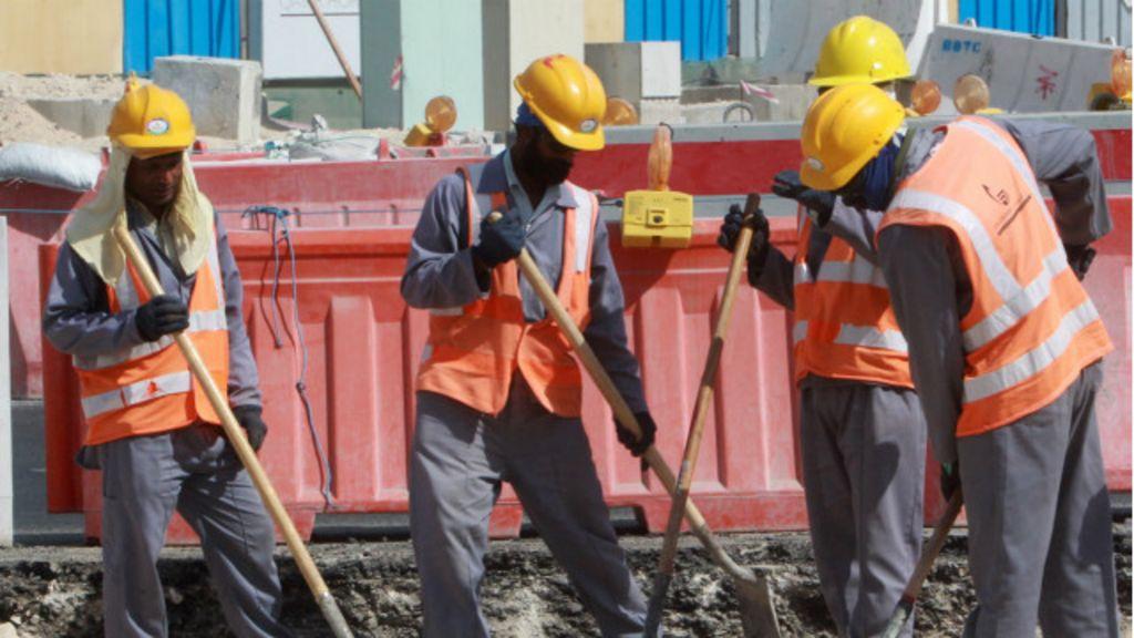 قطر ترفض تقريرا للعفو الدولية بشأن استغلال العمال الأجانب