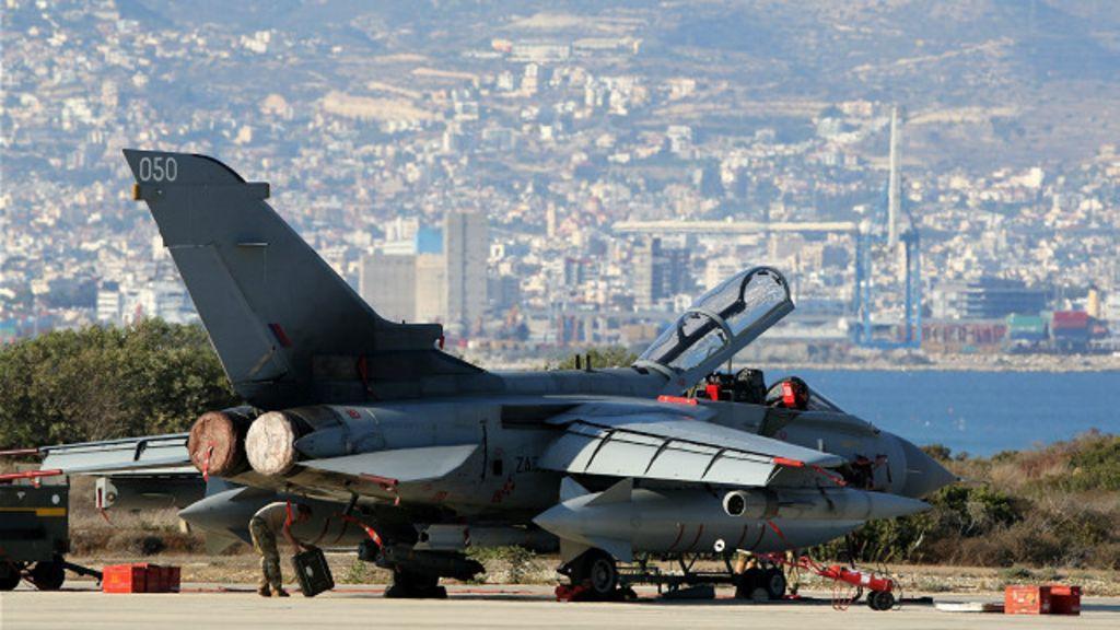 Grã-Bretanha inicia bombardeios na Síria; conheça as armas ...