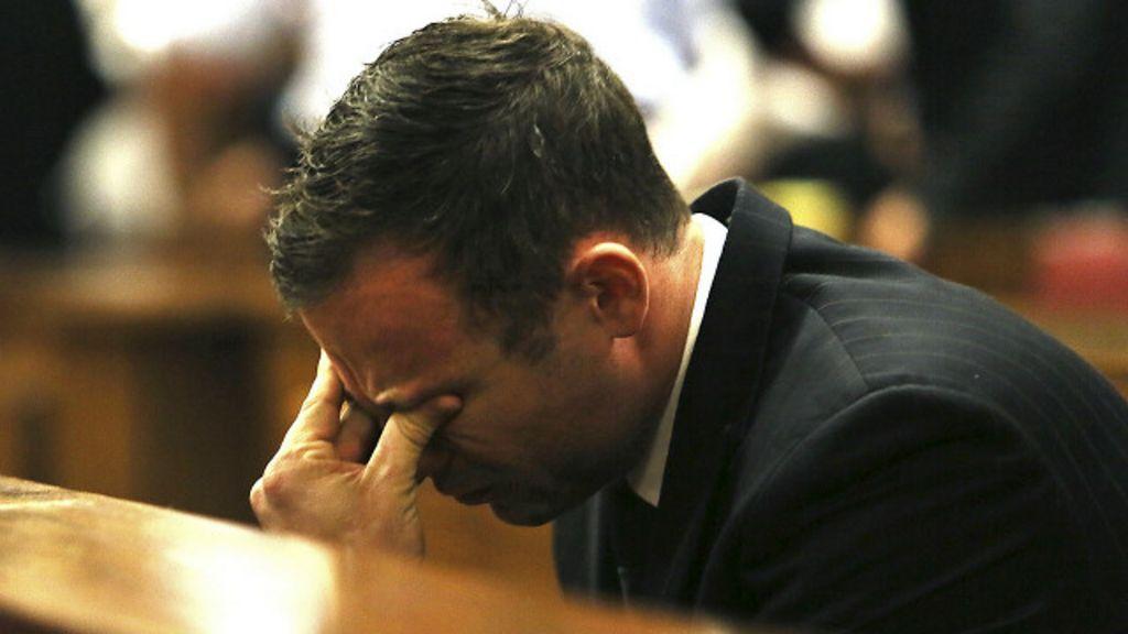 Kotu ta samu Pistorius da laifin kisan kai - BBC Hausa