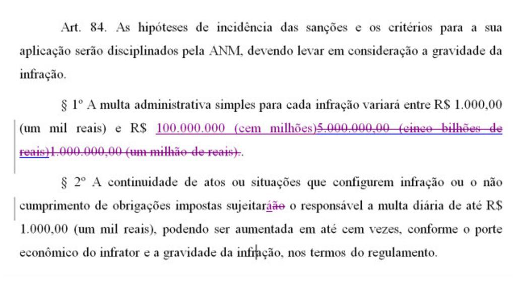 Novo código da mineração é escrito em computador de advogado ...