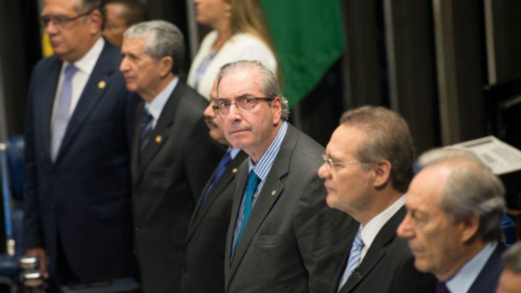 Impeachment é 'vingança' de Cunha e mais um golpe à imagem do ...