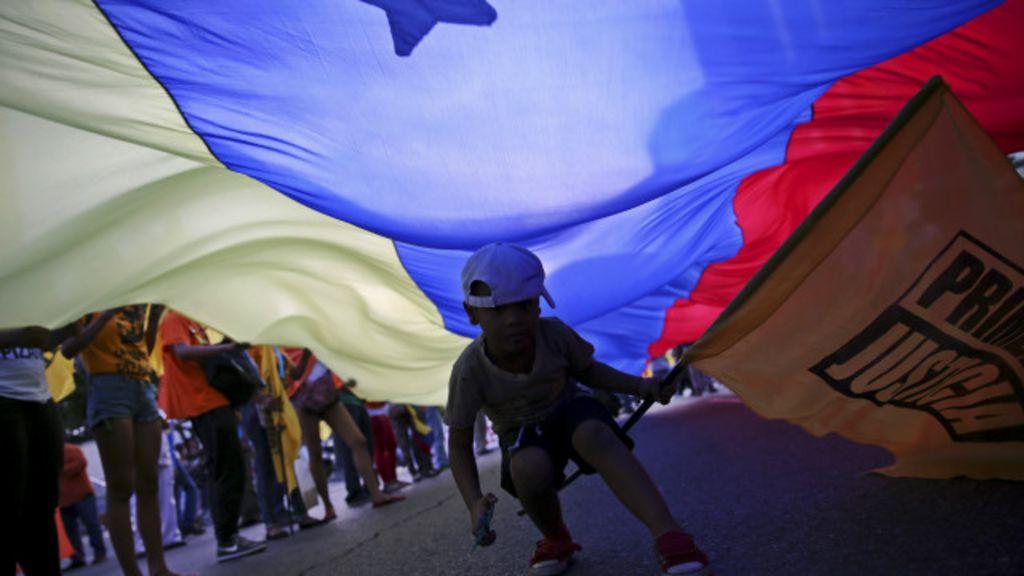 O que está em jogo nas eleições legislativas na Venezuela - BBC ...