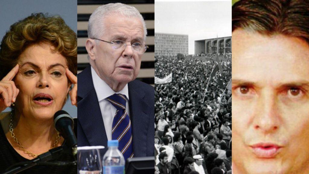 'Maior risco é vulgarizar impeachment', diz ministro que presidiu ...