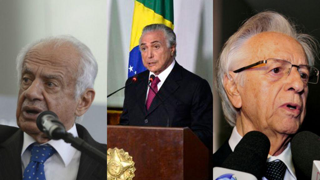 'Temer governaria com todo mundo, como Itamar', diz Pedro Simon ...