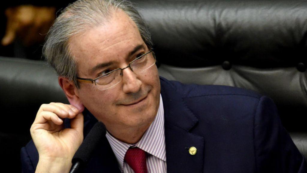 'tropa de choque' que blinda Cunha na Câmara