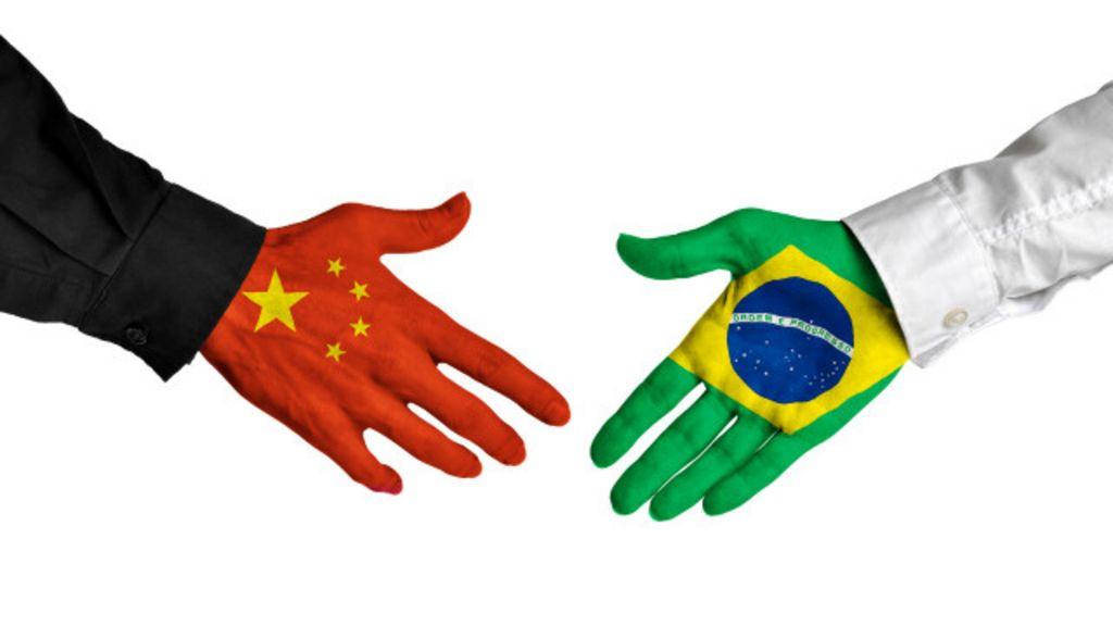 OCDE: Refinar relação com China pode ajudar Brasil voltar a crescer