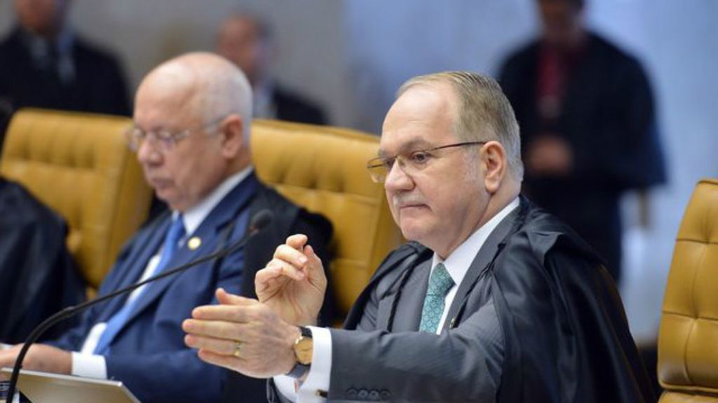 Supremo inicia análise de rito de impeachment com um voto ...