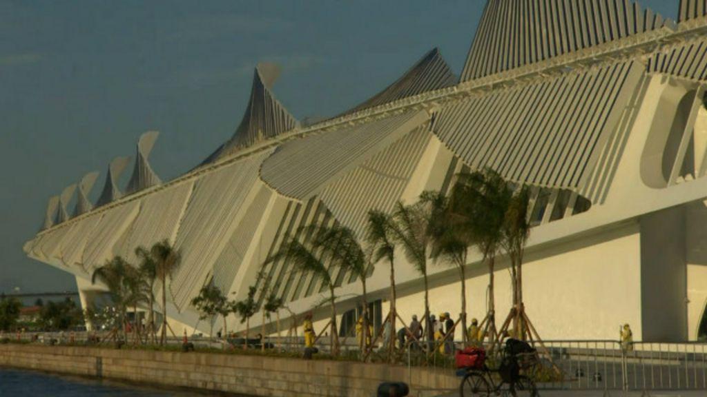 Conheça o Museu do Amanhã inaugurado no Rio de Janeiro - BBC ...