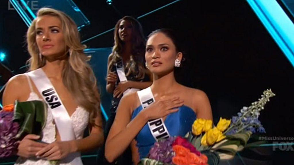 Concurso Miss Universo coroa 'ganhadora' errada; veja gafe de ...