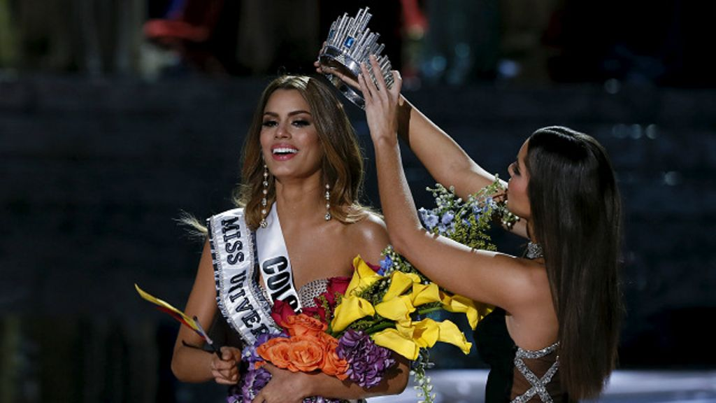 Después del error del Miss Universo, Ariadna Gutiérrez dice que fue ...