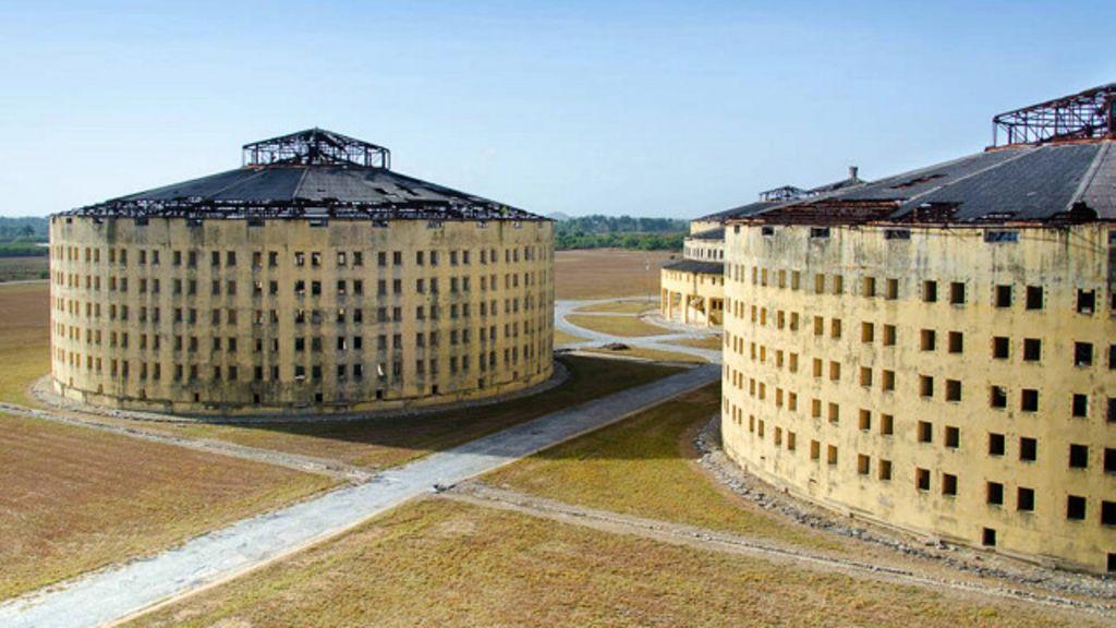 As ruínas da peculiar prisão cubana onde Fidel Castro foi detido ...