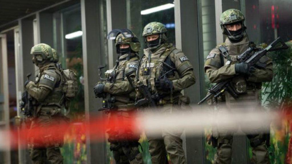 Estações são evacuadas na Alemanha e capitais europeias ...