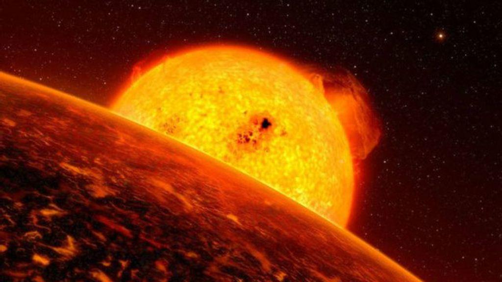 Novo método promete facilitar busca por vida extraterrestre - BBC ...