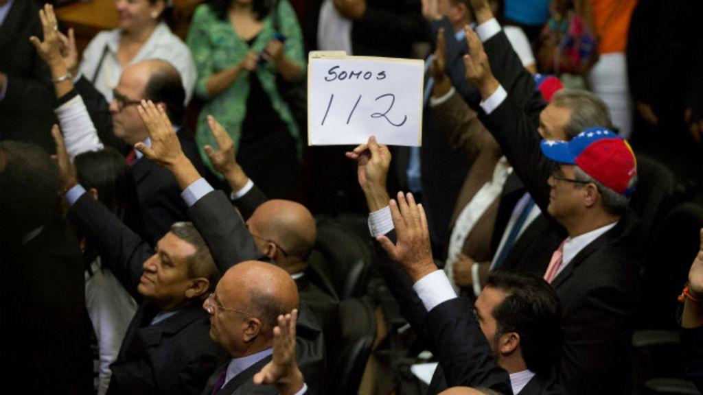 ¿Sigue la oposición de Venezuela con supermayoría ahora que ...