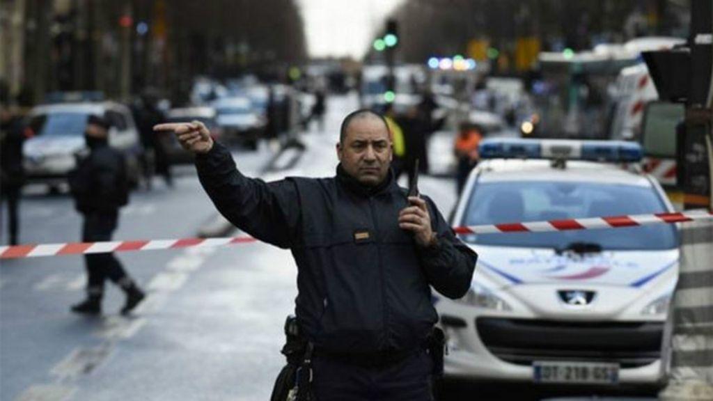 Suspeito é morto pela polícia de Paris no primeiro aniversário de ...