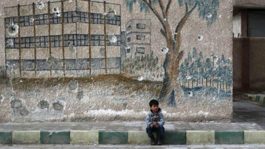 Sitiada por guerra, população de cidade síria 'come cães e gatos'