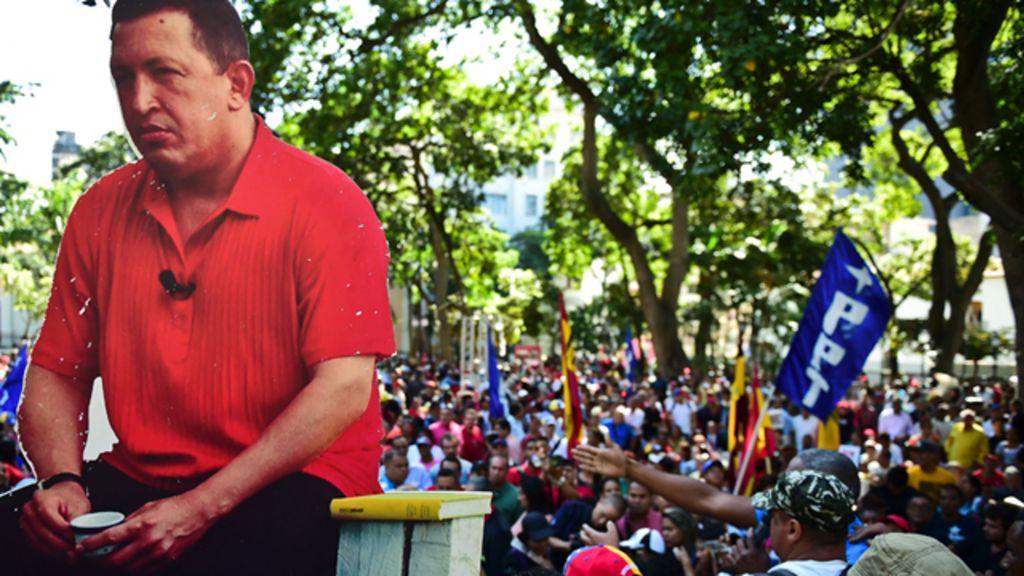 Venezuela: ¿a dónde llevaron las imágenes de Chávez que sacó la ...