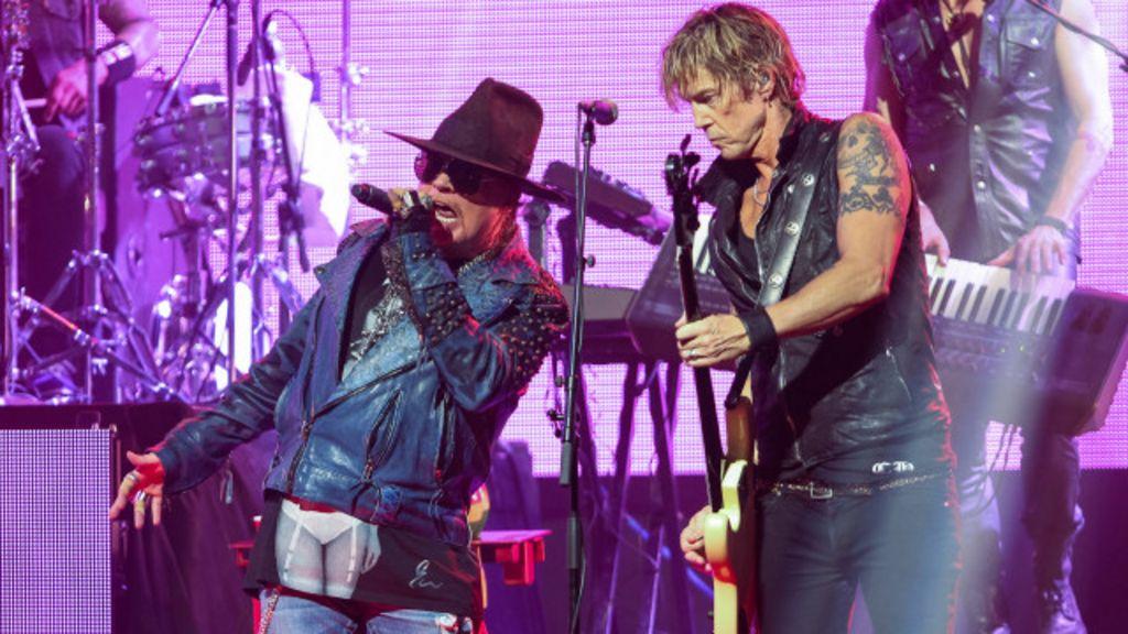 Os altos e baixos do Guns N' Roses, que volta ao palco em abril ...